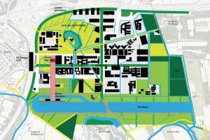 Klik op de afbeelding voor de plattegrond van Uithof 3.0