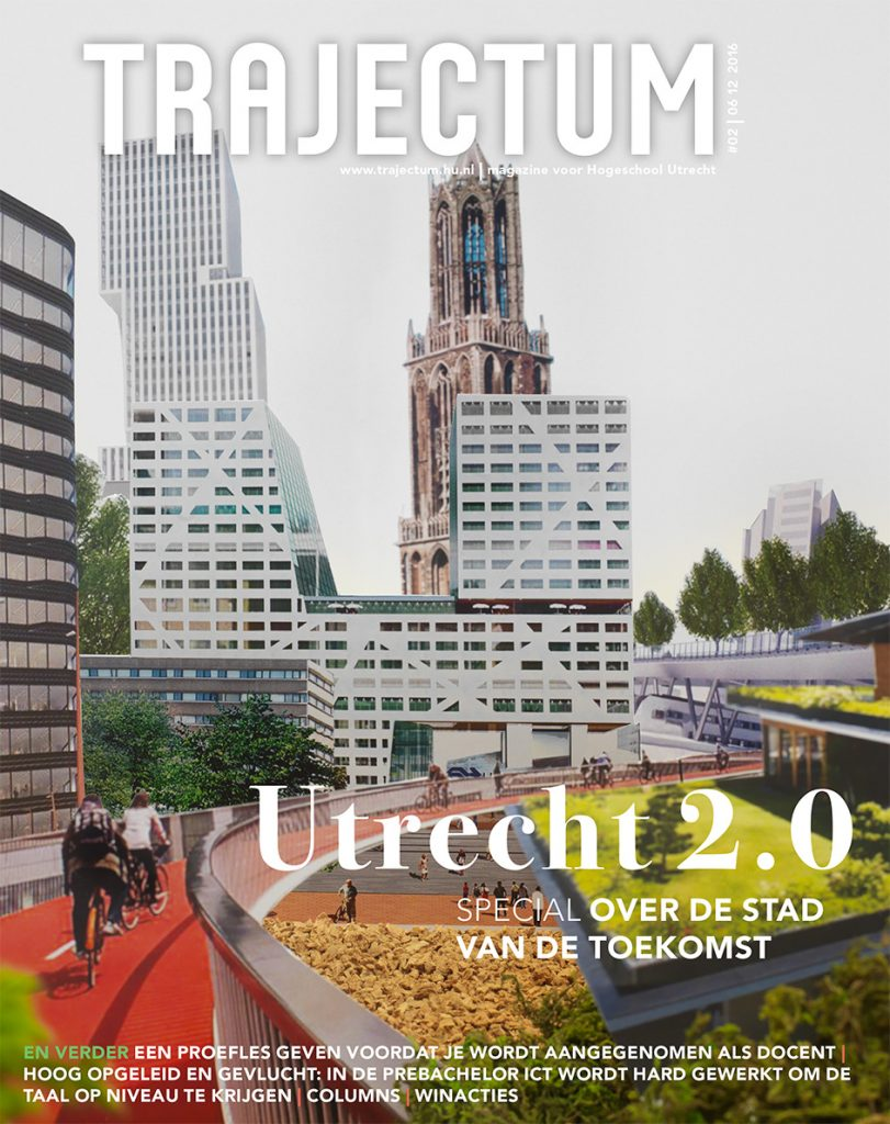 Trajectum magazine