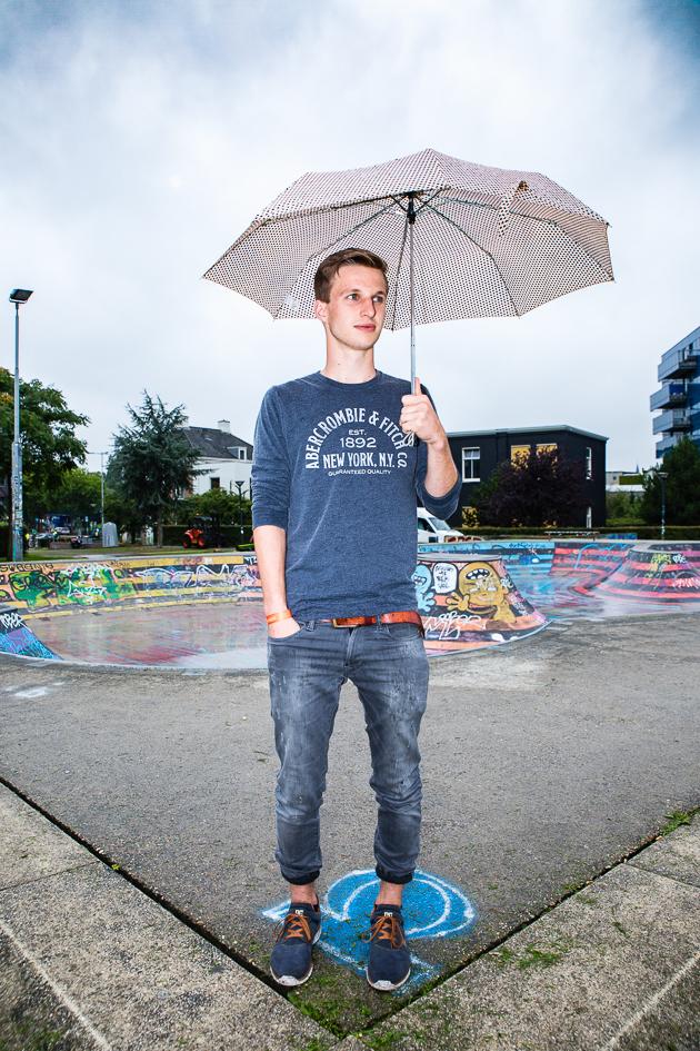 Carsten tijdens UIT 2017