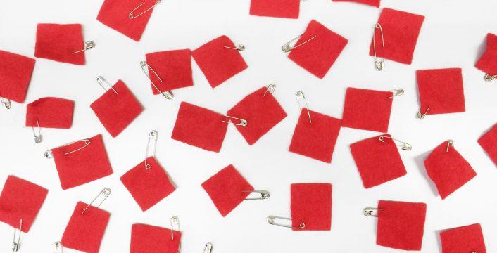 De 'rode vierkantjes'